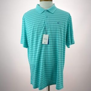 Attack Life by Greg Norman  Short Sleeve Polo NWT
